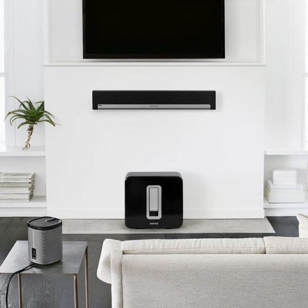 Zo breng je geluid in huis thestylebox for Sonos woonkamer opstelling