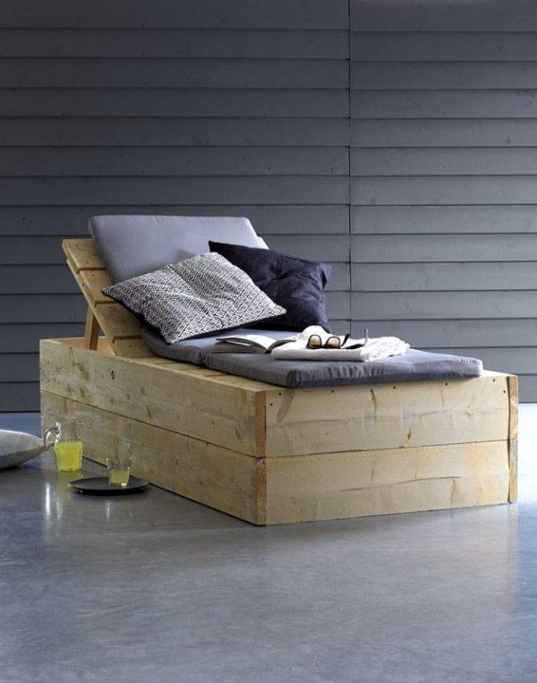 steigerhouten relax meubel