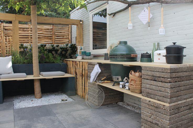 Foto Op Hout Maken Eigen Huis En Tuin Of Buitenkeuken Thestylebox