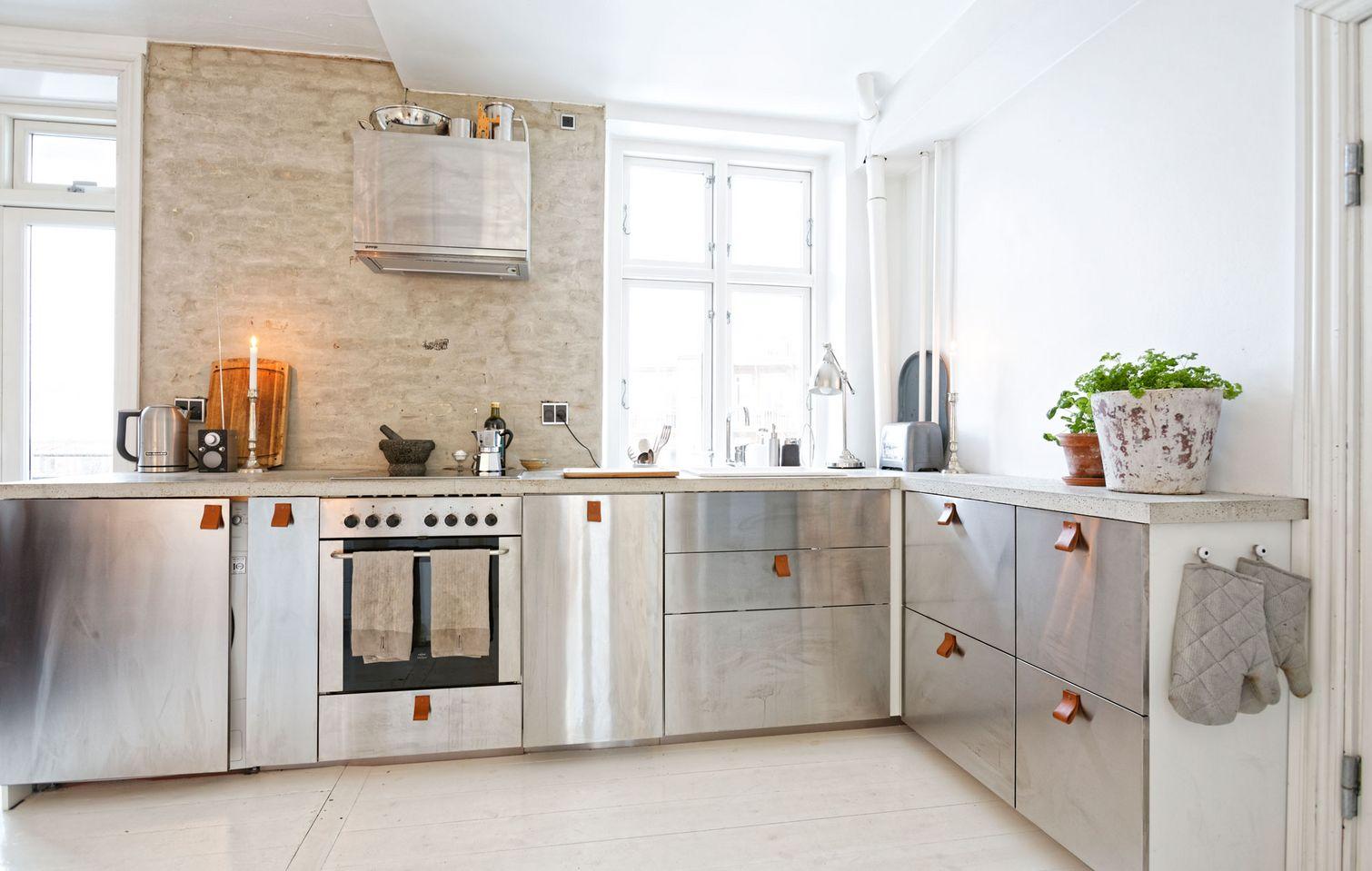 White Keuken Stoere : Stoere vintage keuken van josefin thestylebox