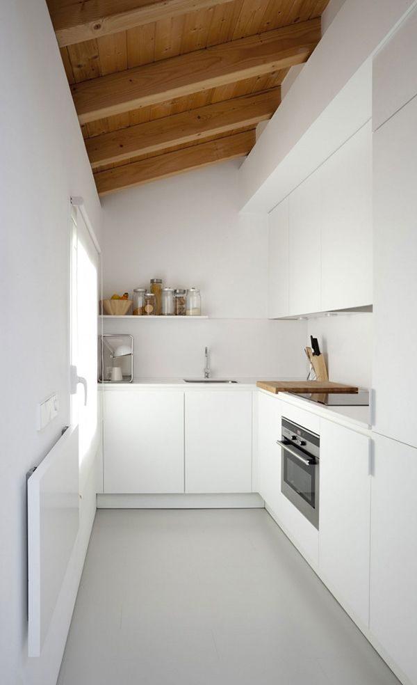 Witte keuken - THESTYLEBOX