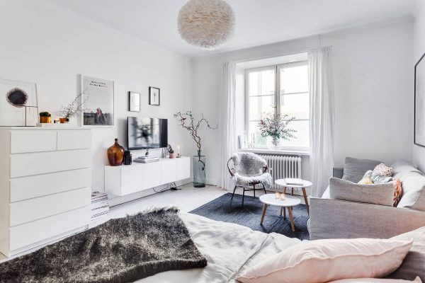 Scandinavisch Appartement Inspiratie : Scandinavische studio thestylebox