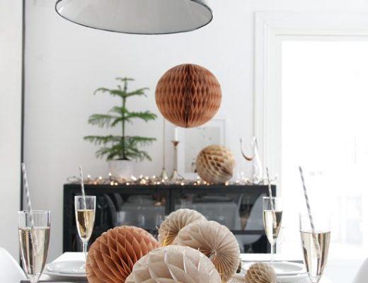 styling kersttafel