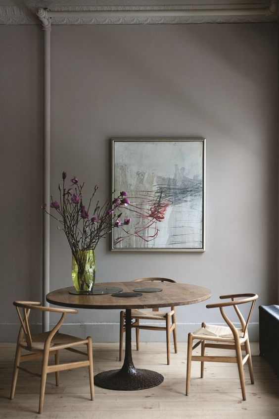 taupe interieur donker taupe