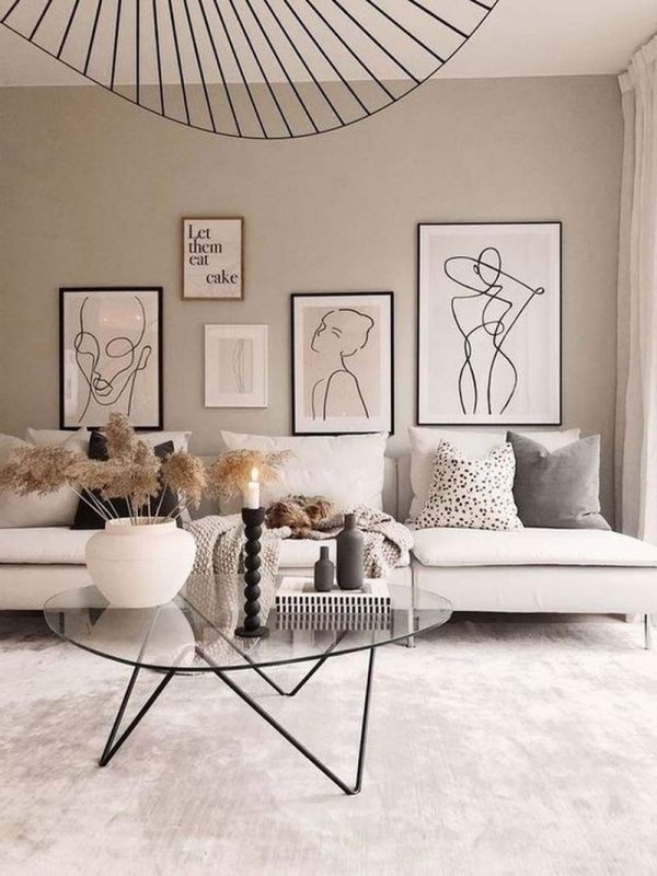 taupe interieur neutrale kleuren