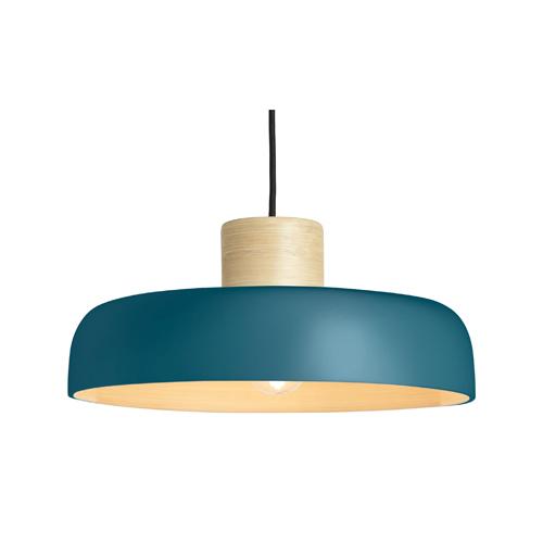 teal hanglamp