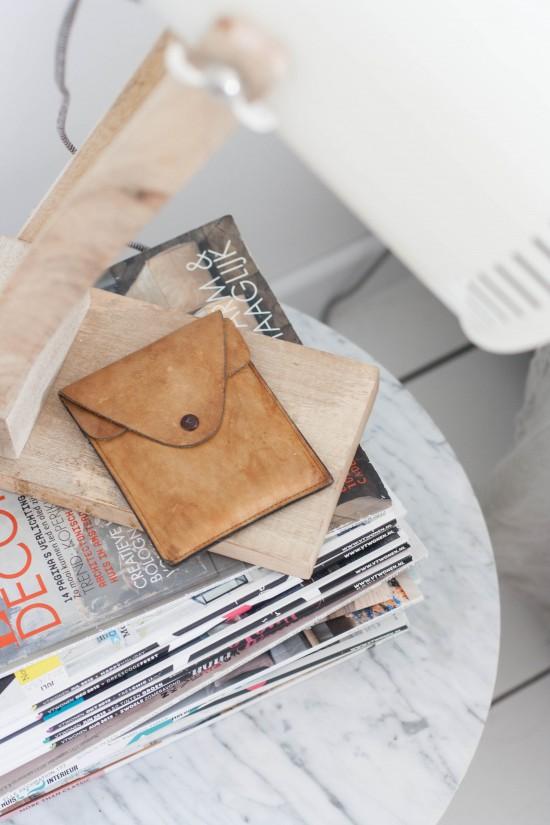 tijdschriften slaapkamer