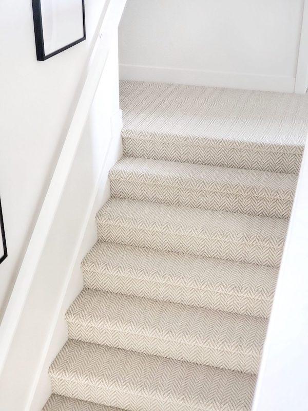trap bekleden tapijt