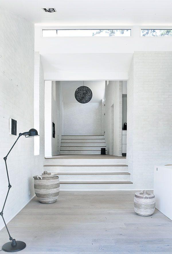 trap binnenkijken