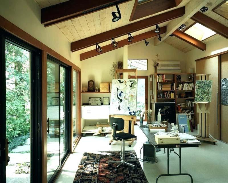 Tuinhuis atelier