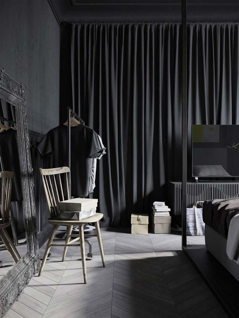 verduisterende gordijnen slaapkamer