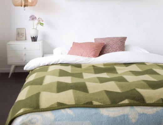 vintage kleed bed