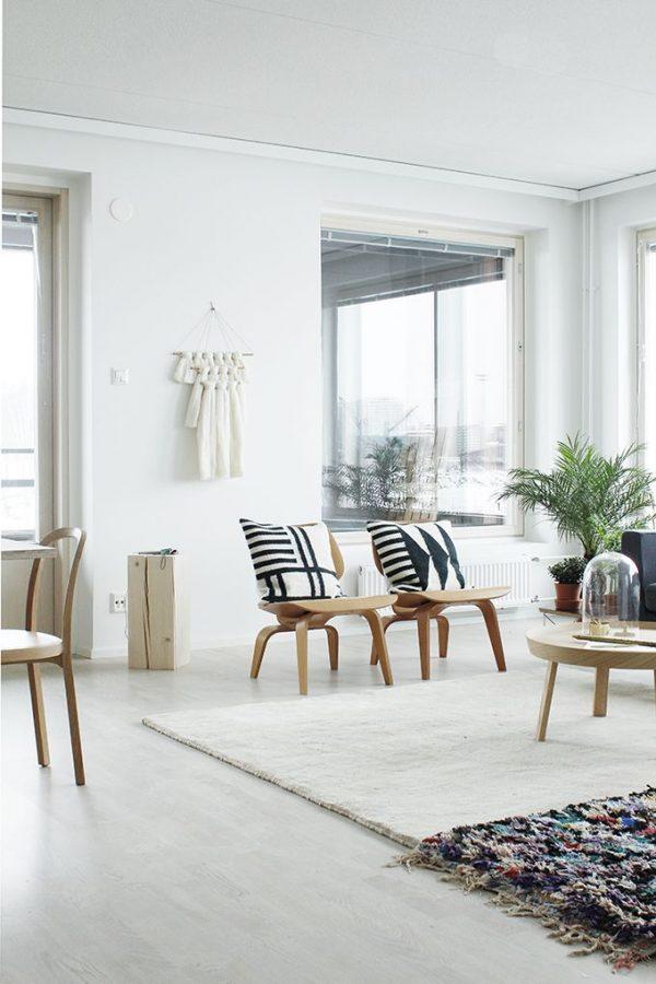 vitra eames LCW design stoel