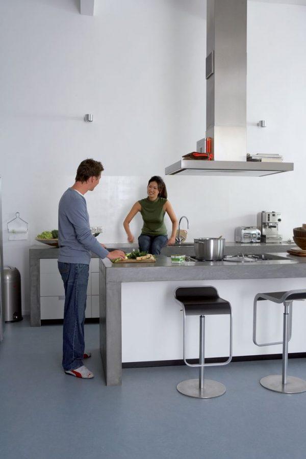 vloer keuken