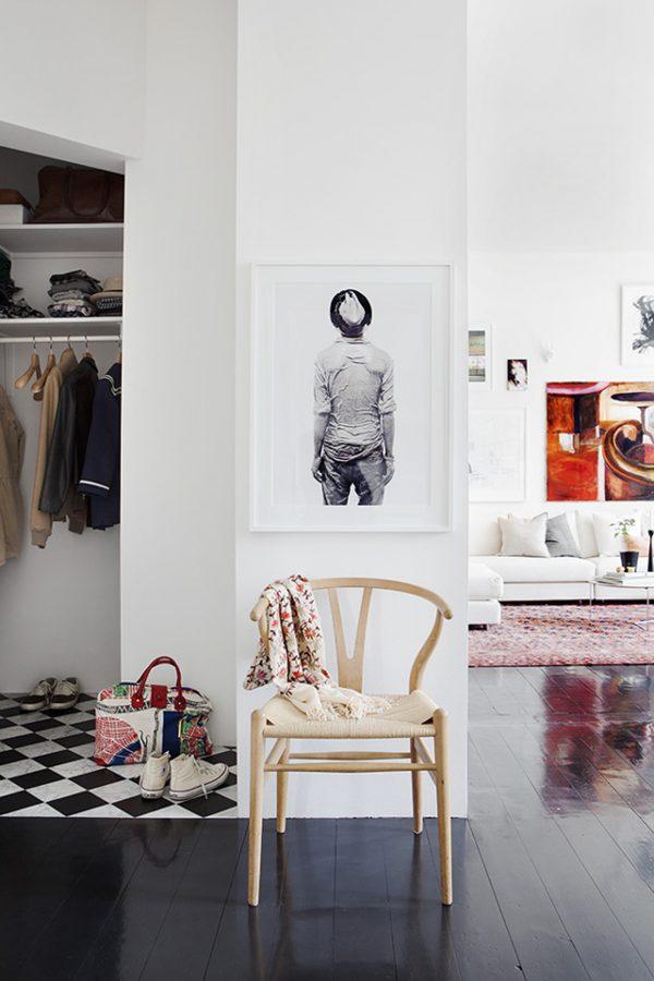 Witte Keuken Zwarte Vloer: Witte vloeren. Zwarte keukens eenig wonen ...
