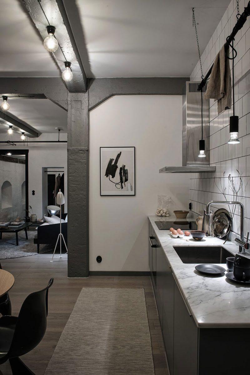 vloerkleed-  -keuken