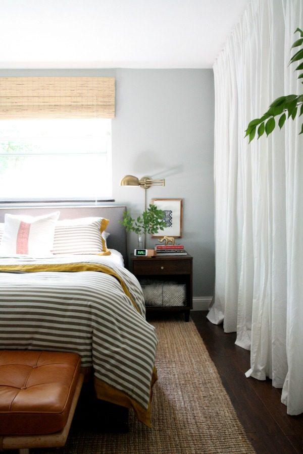 Vloerkleed in de slaapkamer - THESTYLEBOX