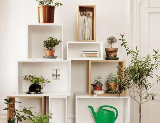 Kast Houten Kubussen : Origineel aan de slag met de ikea besta kast thestylebox