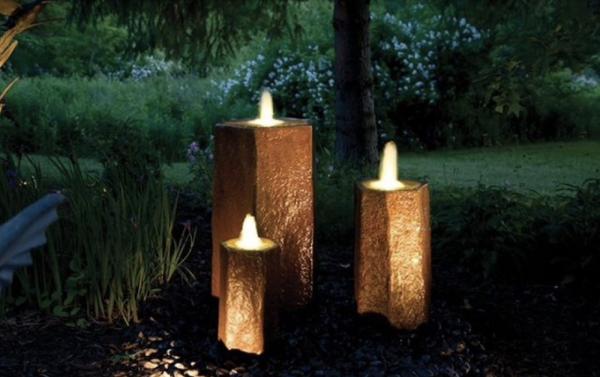 waterornament verlichting