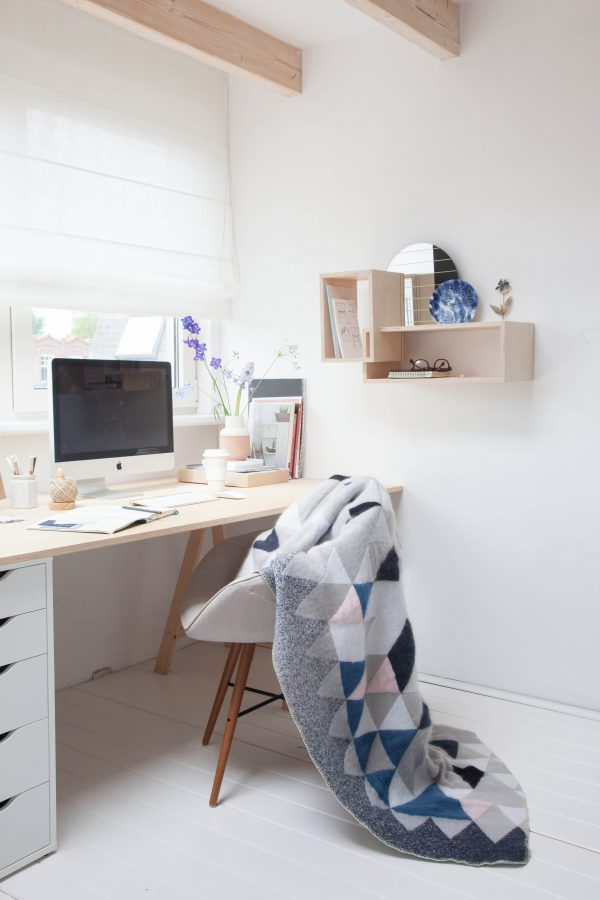 8x inspirerende werkplekken thestylebox. Black Bedroom Furniture Sets. Home Design Ideas