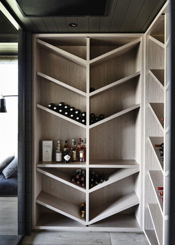 Wijn bewaren in huis
