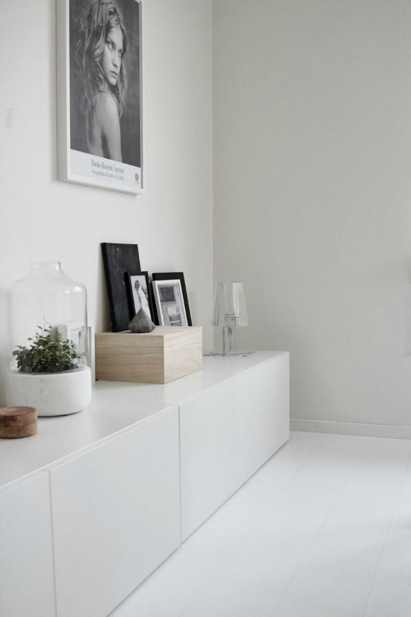 wit dressoir