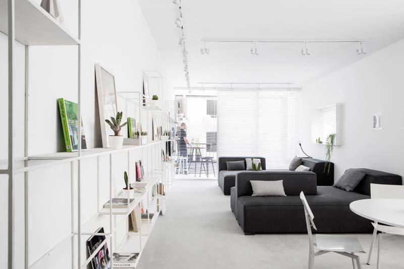 wit interieur witte muren