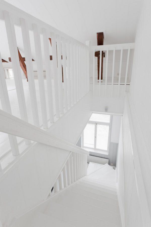 wit trappenhuis