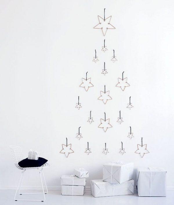 witte decoratie