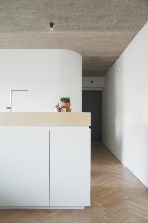 Witte keuken betonnen - Witte keukens ...