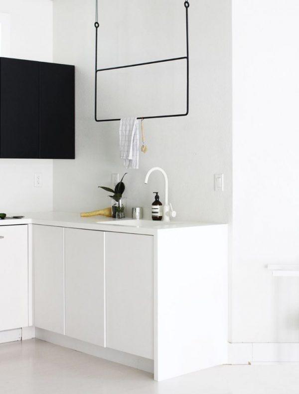 witte keukenkraan