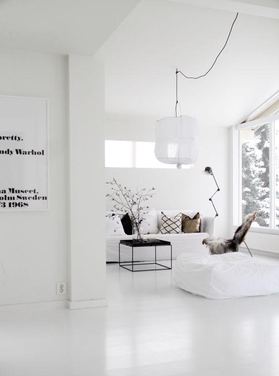 Ideeën en Design » Woonkamer Witte Vloer - Inspirerende fotos en ...