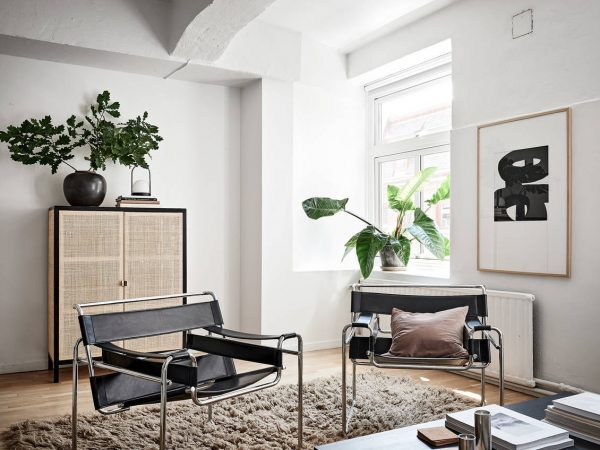 woonkamer ideeën stoelen