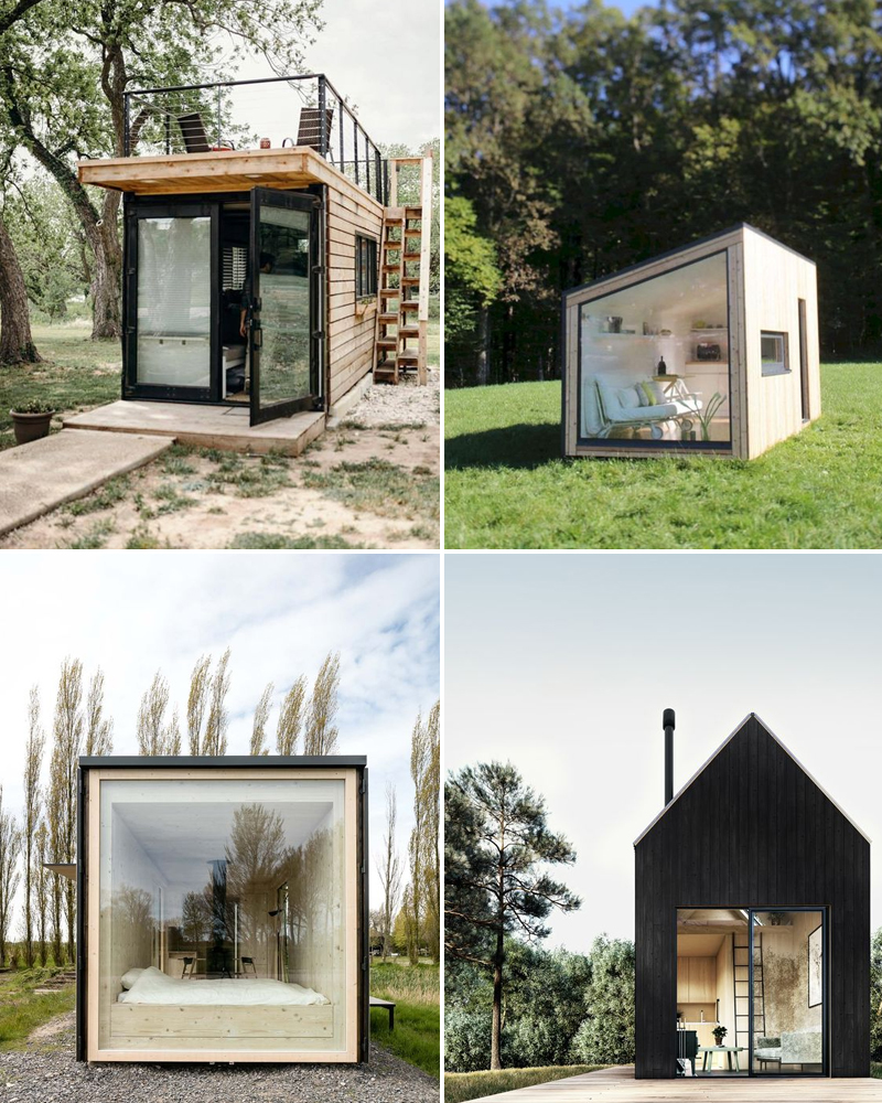 Woontrends 2020 tiny homes