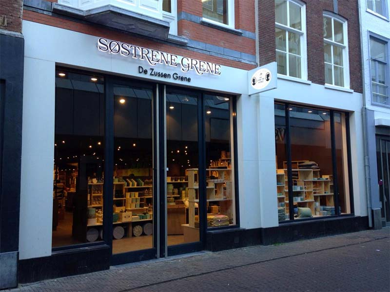 Woonwinkels Den Haag Søstrene Grene