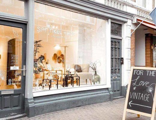 Woonwinkels Den Haag Sprinkel + Hop