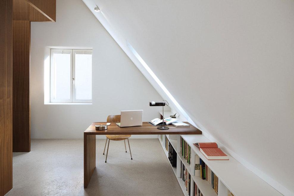 zolder kantoor interieur ideen