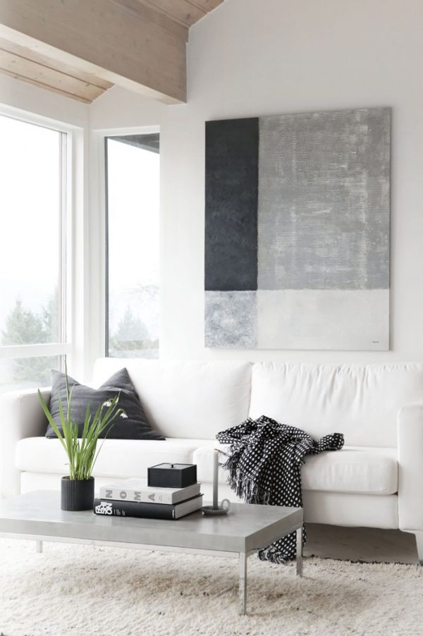 Kunst in het interieur - THESTYLEBOX