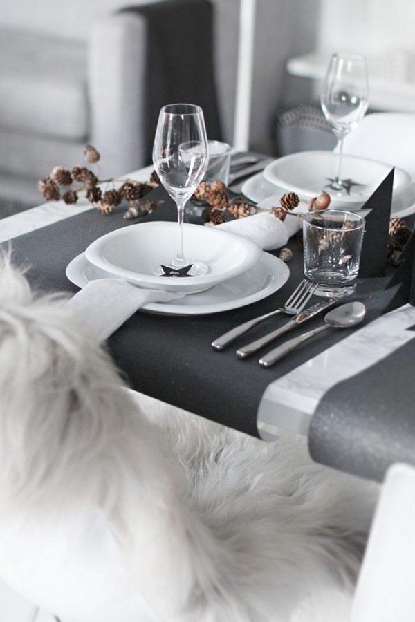 zwarte tafel