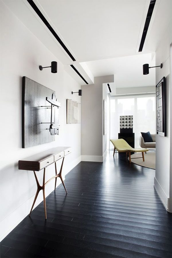 Zwarte vloer woonkamer thestylebox - Badkamer zwarte vloer ...