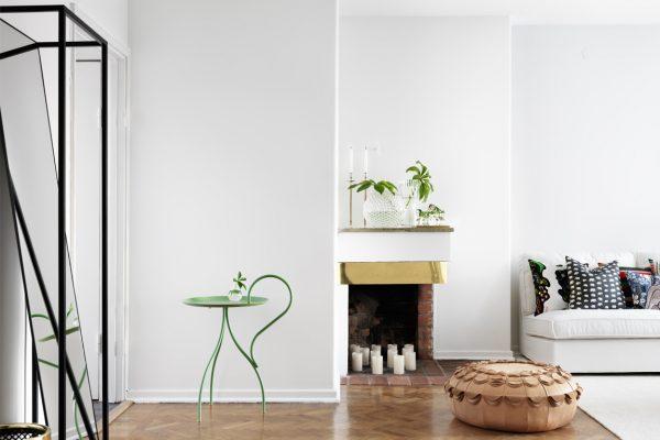 Idee Slaapkamer Stoel : Zweeds appartement - THESTYLEBOX