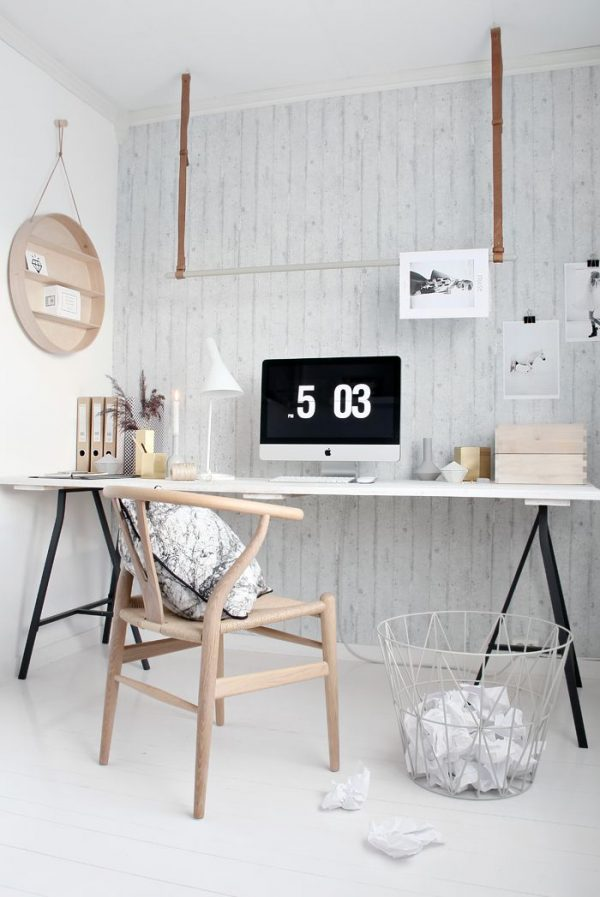zweeds design wishbone chair