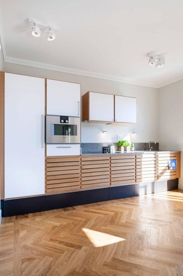 Witte keuken taupe muur - Kleur witte keuken ...