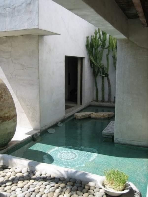 zwembad tuin